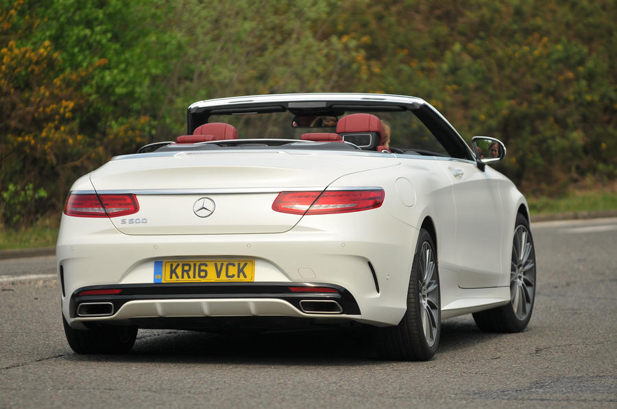 2016 mercedes benz s 500 cabriolet review autocar for New mercedes benz convertible
