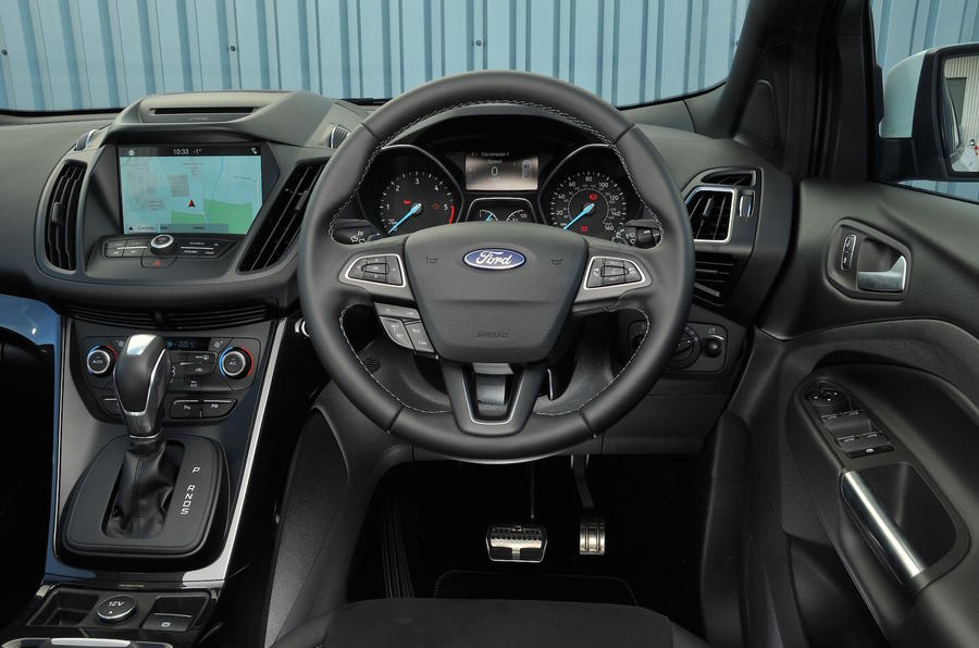 2017 ford kuga 20 tdci 180 st line powershift awd review autos post. Black Bedroom Furniture Sets. Home Design Ideas