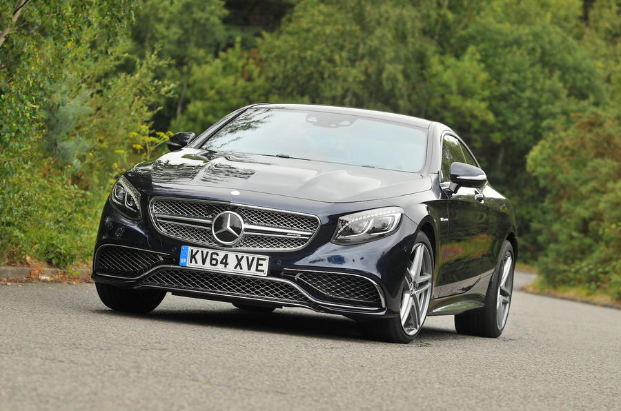 2015 Mercedes Benz S65 Amg Coupe Uk Review Review Autocar