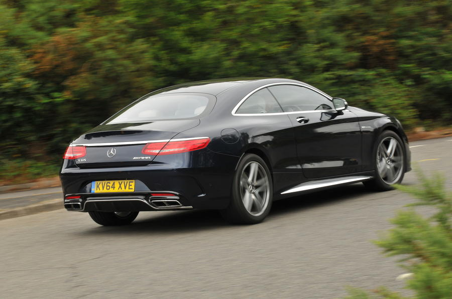mercedes s65 amg coupe review