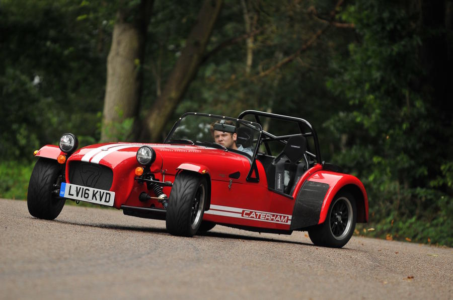 Caterham Seven 310 R top 10 lightweights