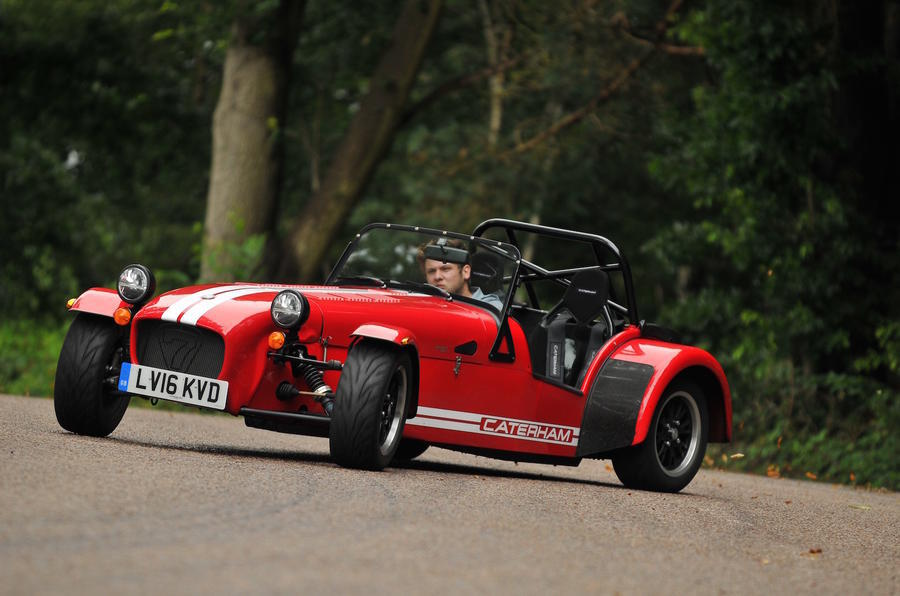 Top 10 lightweights Caterham 310R