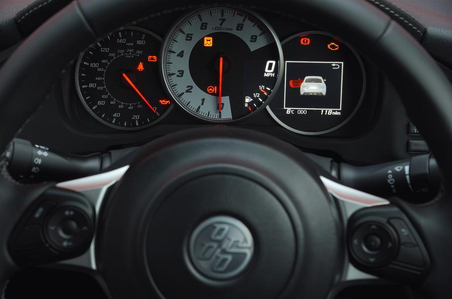 Toyota GT86 Wheel