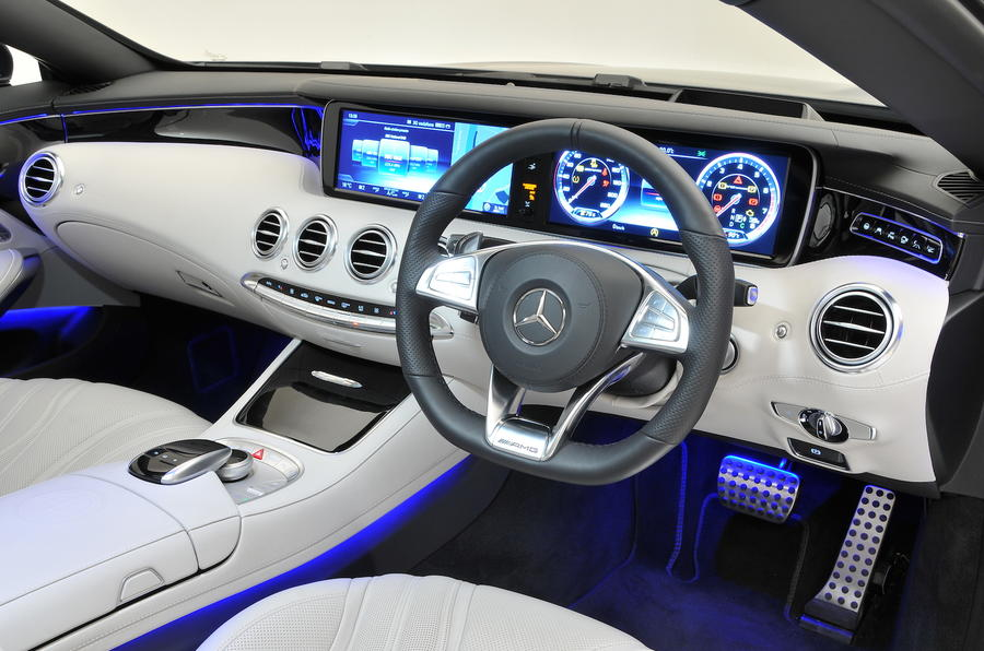 Most Expensive Mercedes >> 2015 Mercedes-Benz S65 AMG Coupe UK review review | Autocar