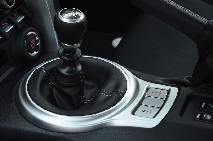 Toyota GT86 Gearbox