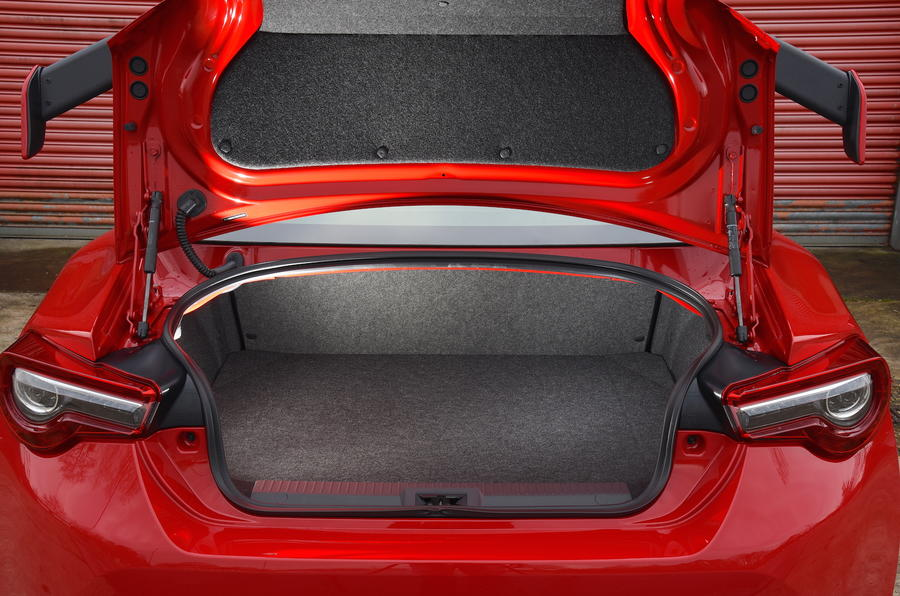 Toyota GT86 Box