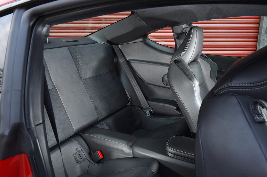 Toyota GT86 Interior Front