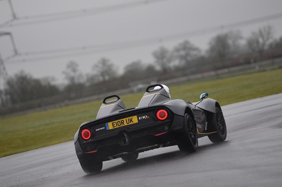 Zenos E10 R rear