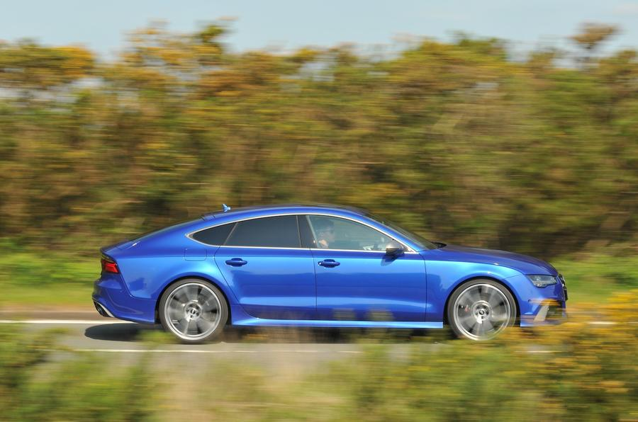 £92,060 Audi RS7 Performance