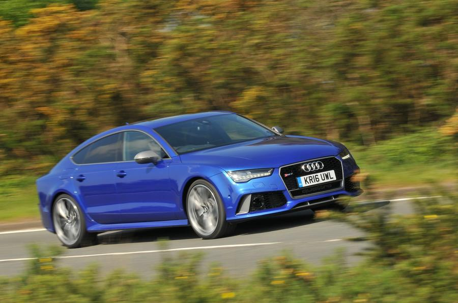 597bhp Audi RS7 Performance