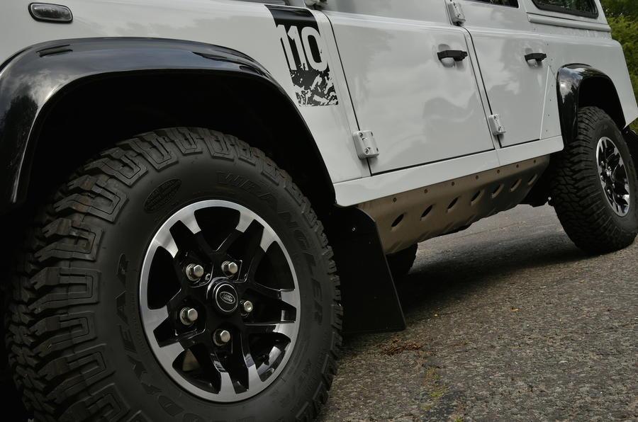 2015 Land Rover Defender 110 Adventure Uk Review Autocar