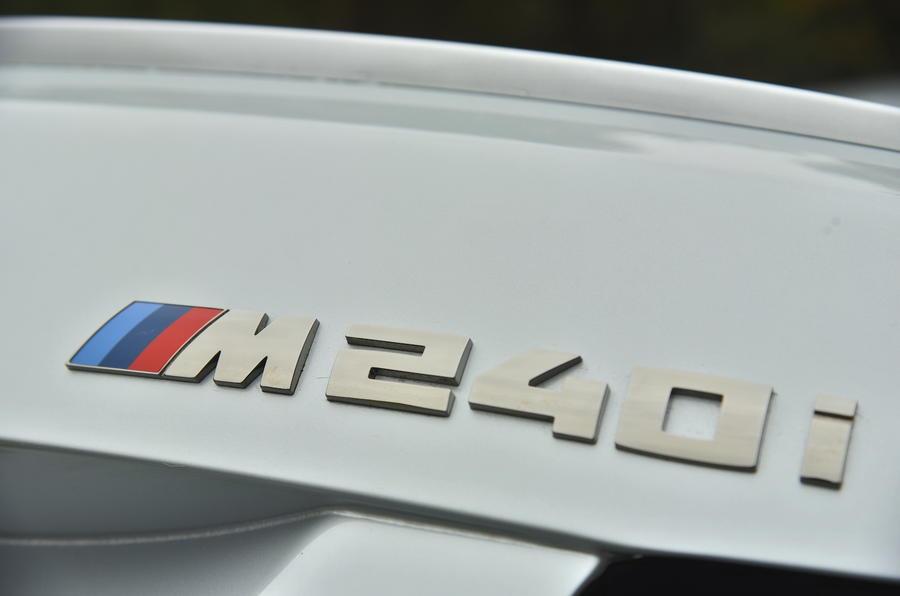 2016 Bmw M240i Review Autocar