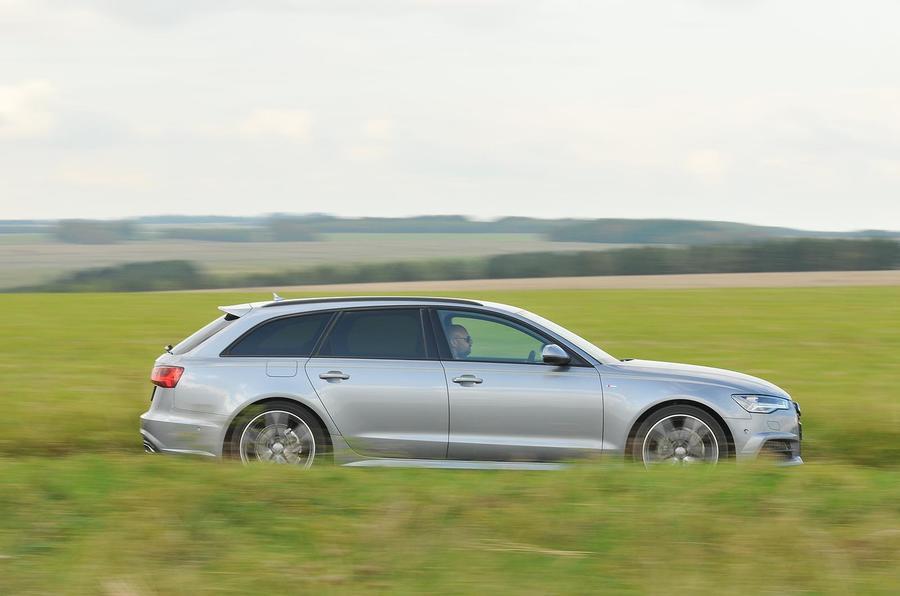 Mercedes-Benz E-Class Estate vs Volvo V90 vs Audi A6 Avant - group test