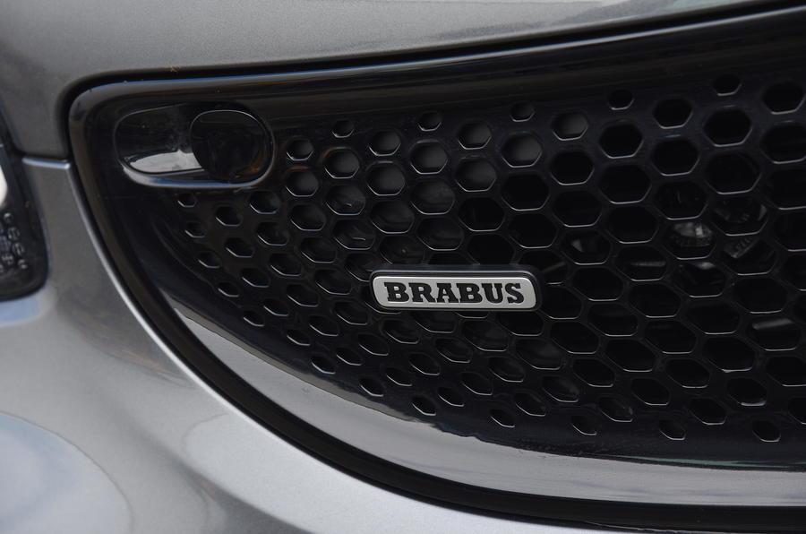 2017 Smart Forfour Brabus Xclusive