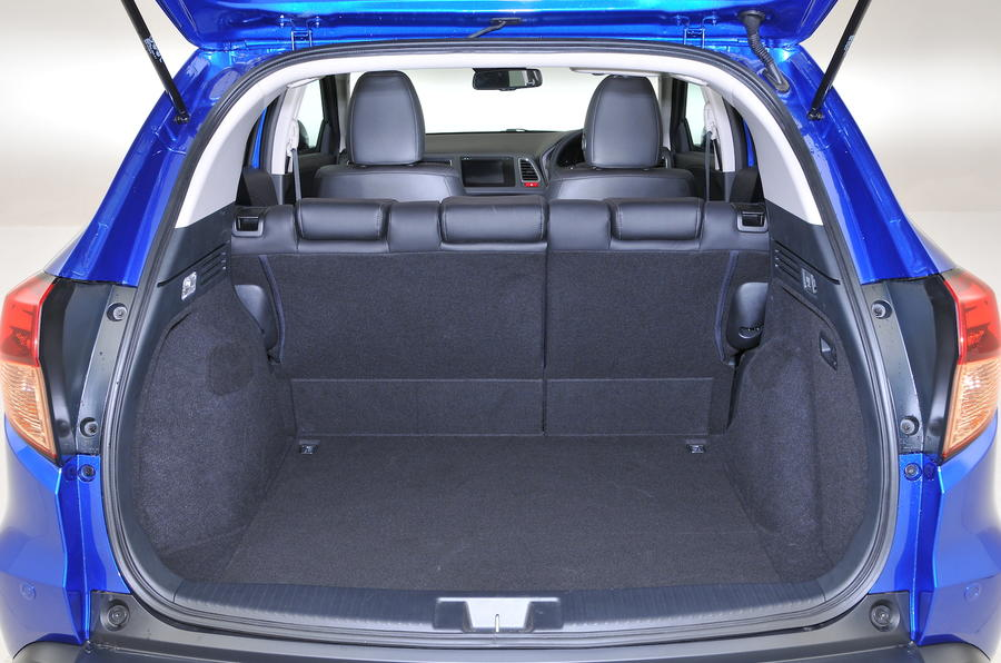 Honda HR-V boot space