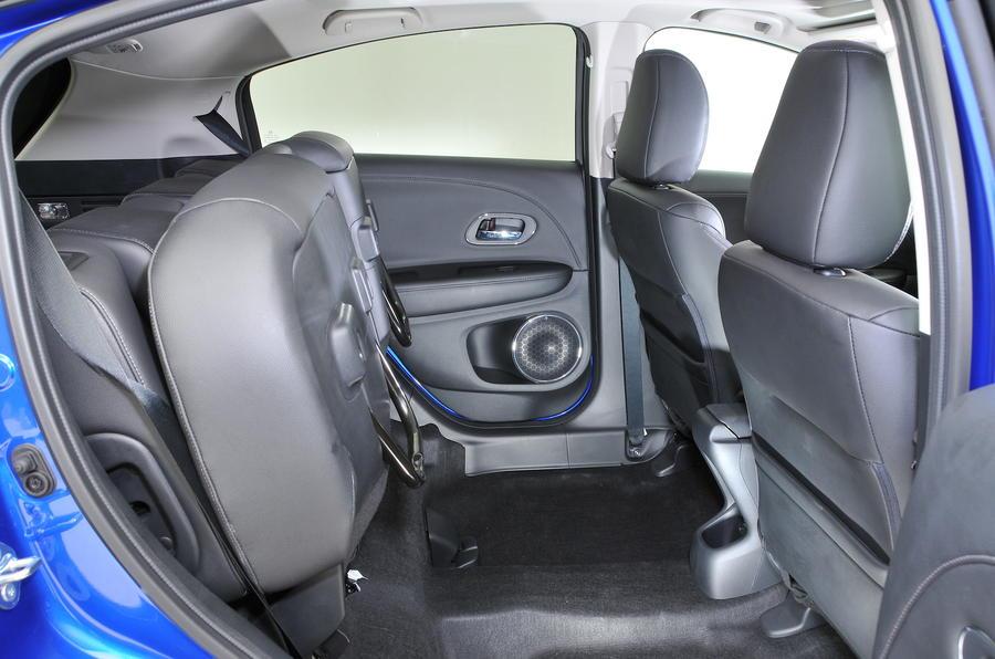 Honda HR-V seating flexibility