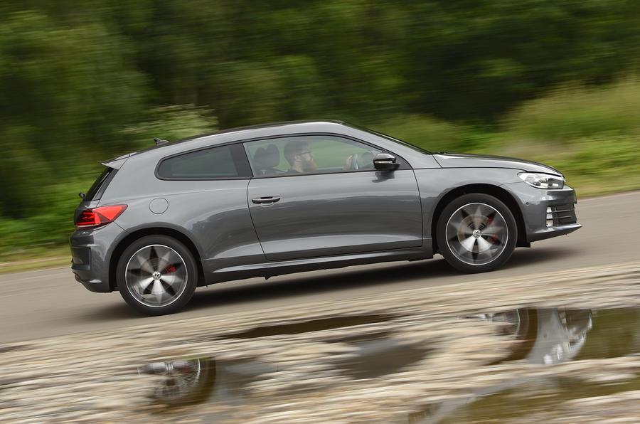 £28,500 Volkswagen Scirocco GTS