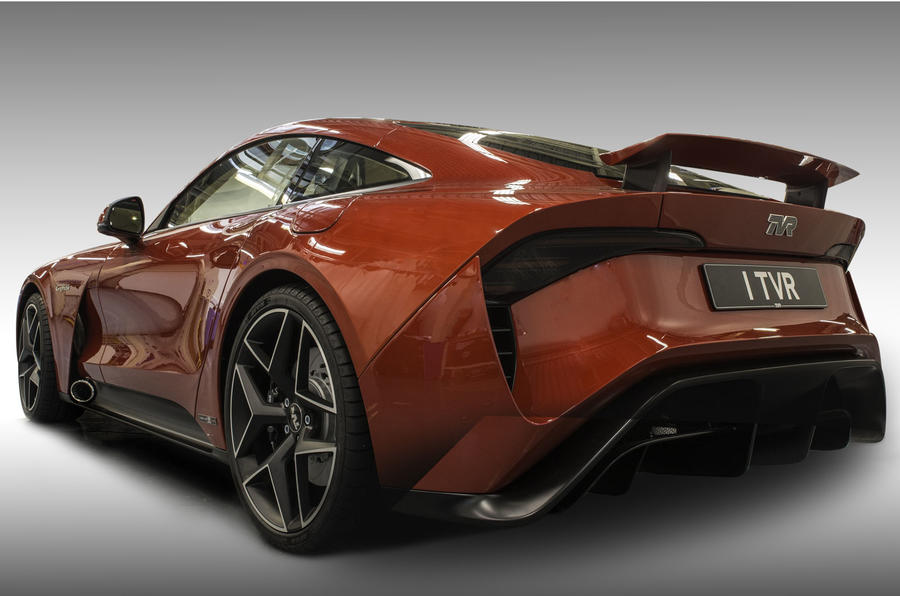 500bhp tvr griffith makes dynamic debut on video autocar. Black Bedroom Furniture Sets. Home Design Ideas