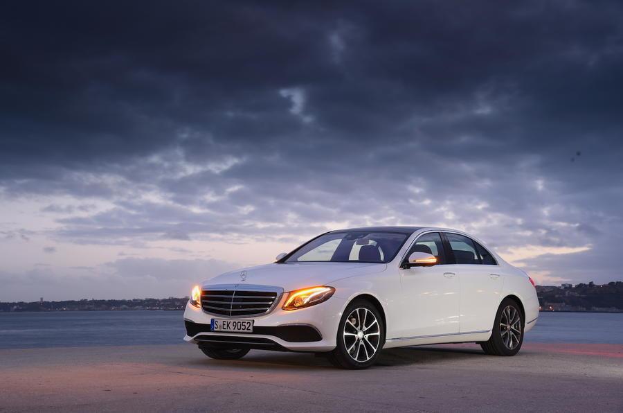 4.5 star Mercedes-Benz E-Class