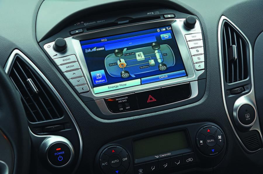 hyundai ix35 fuel cell long term test review first report autocar. Black Bedroom Furniture Sets. Home Design Ideas