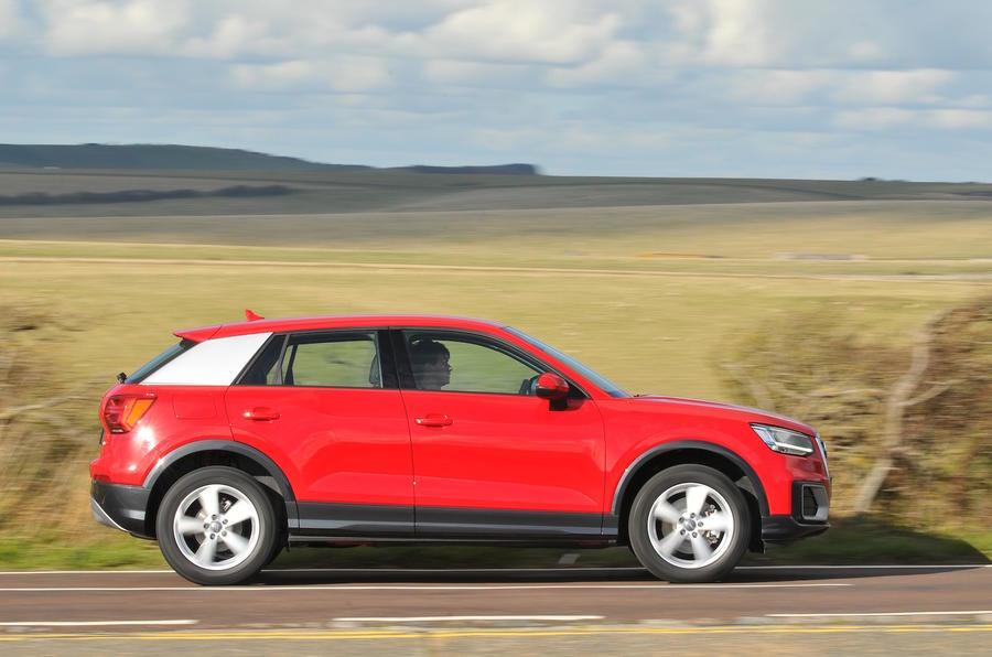 2016 Audi Q2 1 4 Tfsi Sport Review Review Autocar