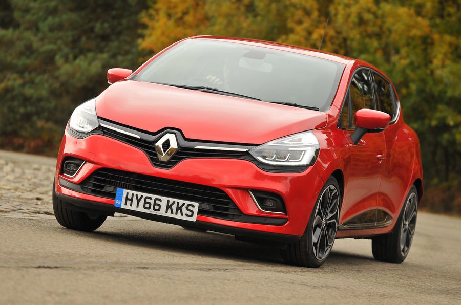 2016 Renault Clio 0 9 Tce 90 Dynamique S Nav Review Review
