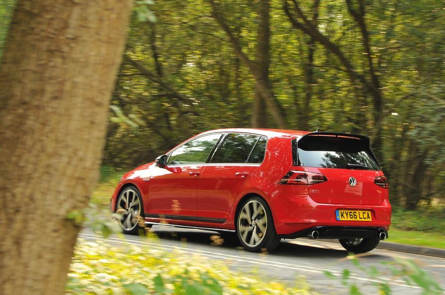 2016 volkswagen golf gti clubsport edition 40 dsg 5dr review review rh autocar co uk VW Golf 2 GTI VW Golf MK6 GTI