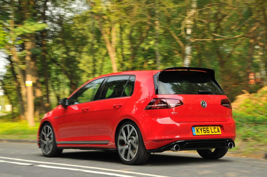 2016 Volkswagen Golf Gti Clubsport Edition 40 Dsg 5dr Review
