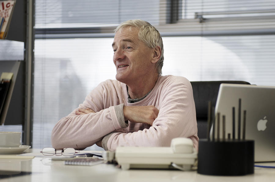 Dyson joins the electric motoring revolution with £2bn investment