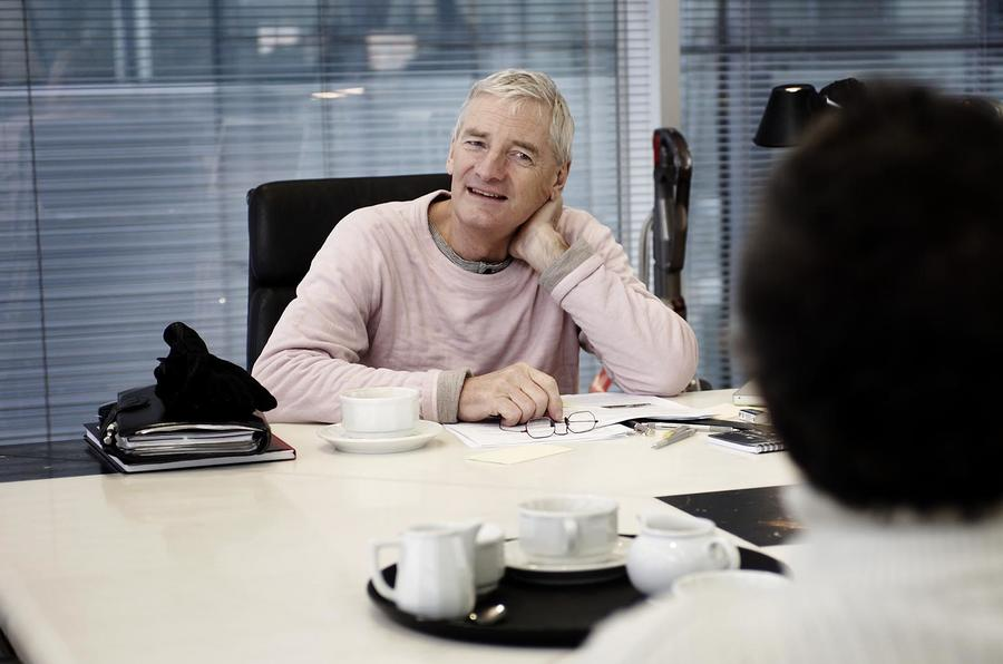 Dyson announces plans for electric vehicle
