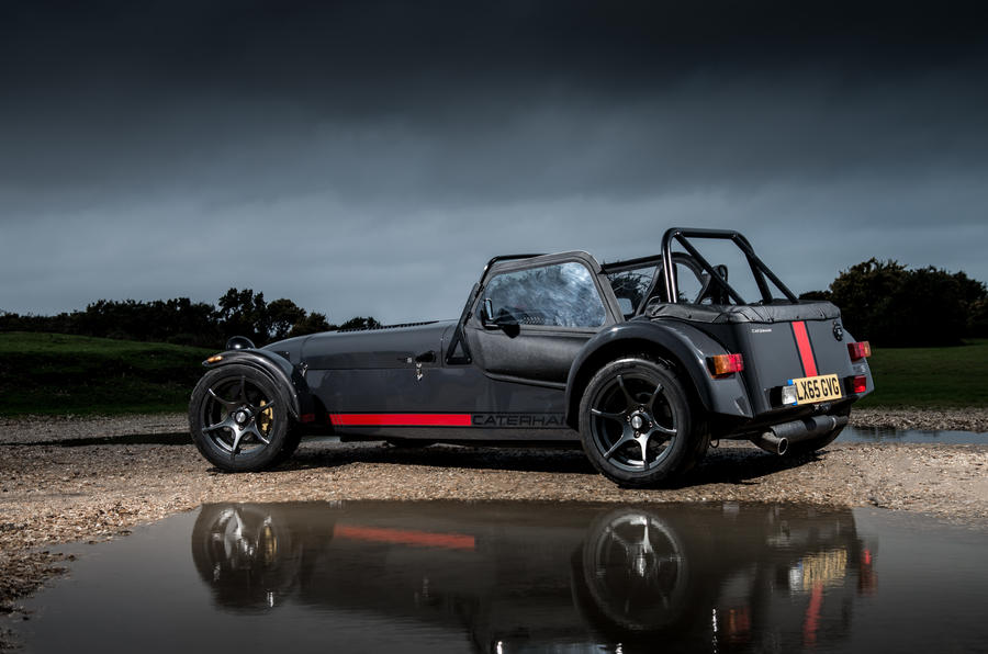 Caterham 620S launched