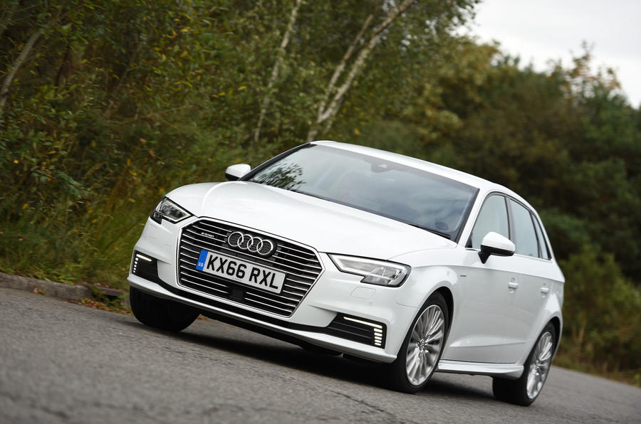 Audi A3 E Tron Review 2016