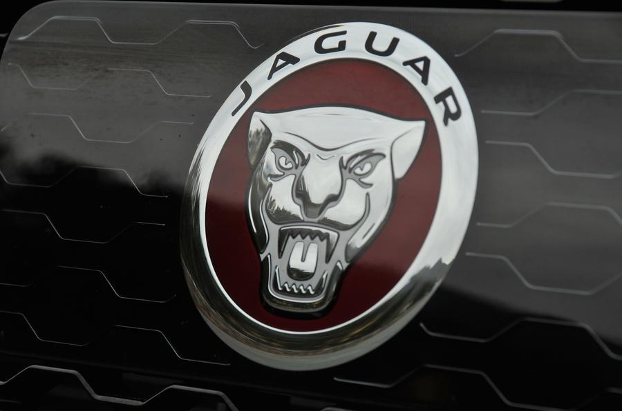 Jaguar badges