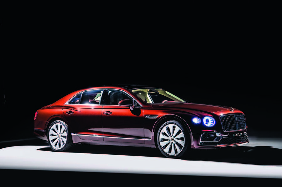 2019 Bentley Flying Spur revealed
