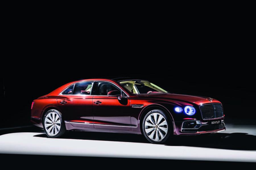 2019 Bentley Flying Spur revealed