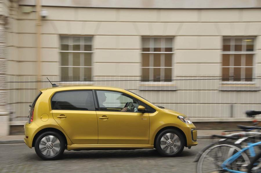 2017 Volkswagen e-Up review