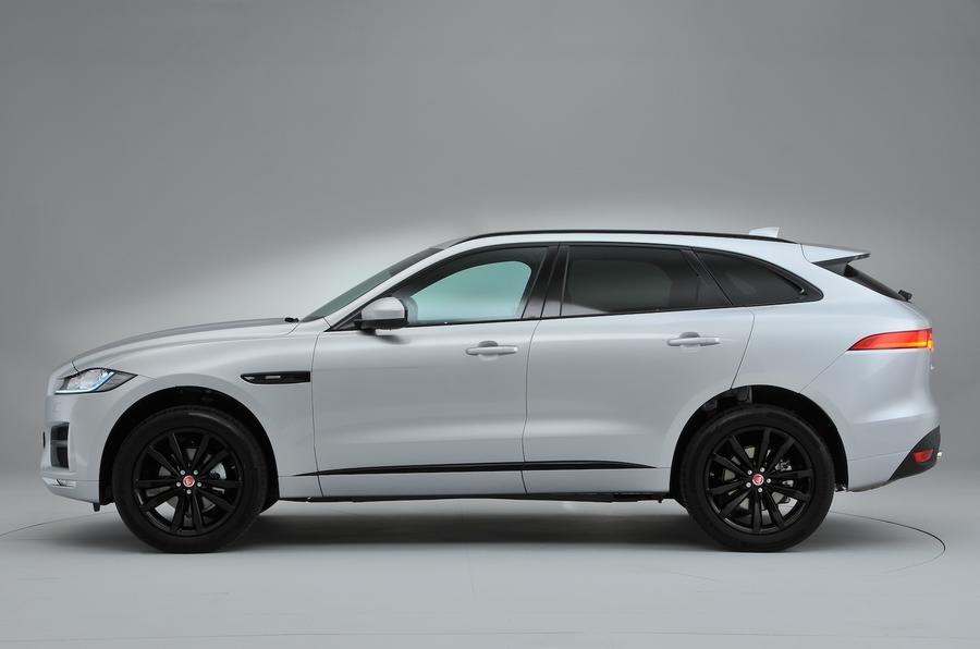 178bhp Jaguar F-Pace 2.0d AWD