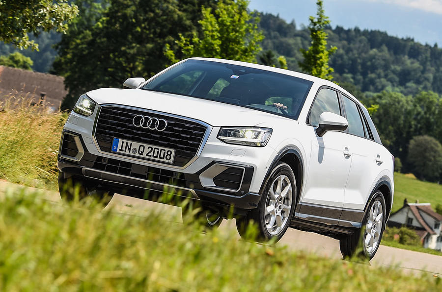 2016 audi q2 1 0 tfsi review review autocar. Black Bedroom Furniture Sets. Home Design Ideas