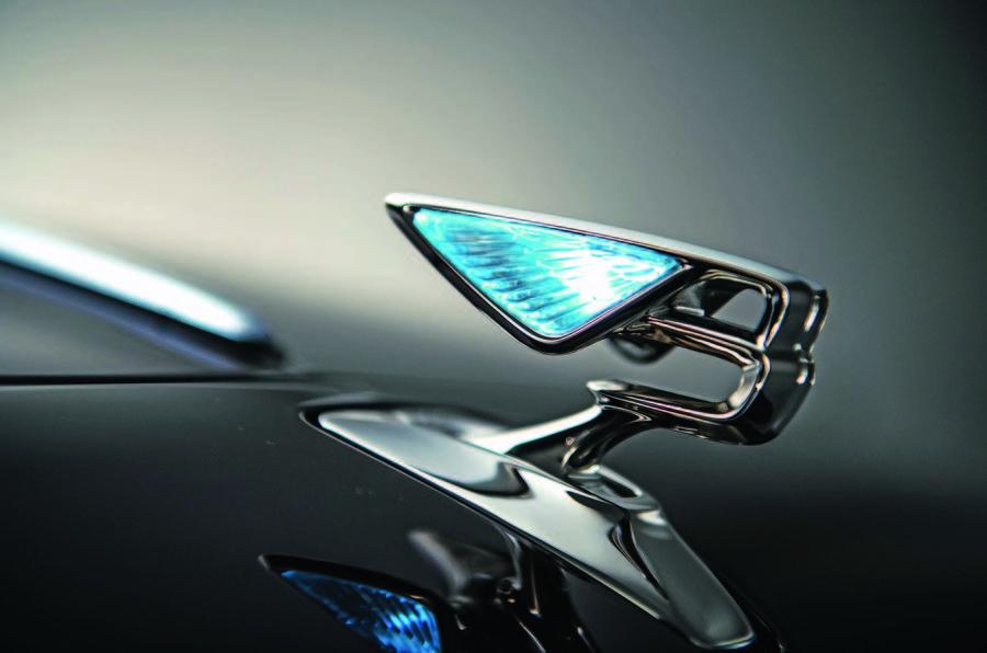 2019 Bentley Flying Spur reveal