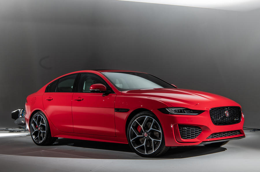 big updates for jaguar xf and f