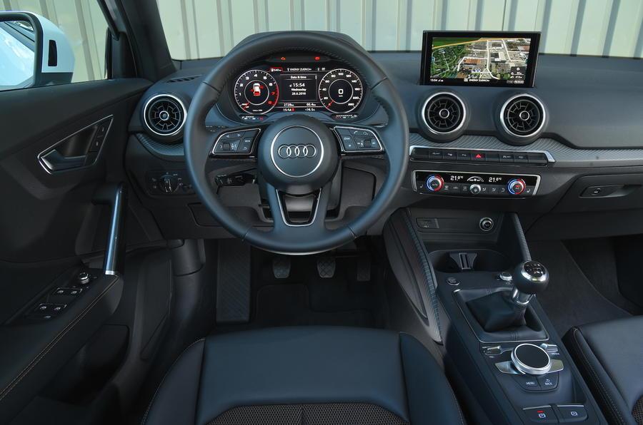 2016 Audi Q2 1.0 TFSI review review | Autocar