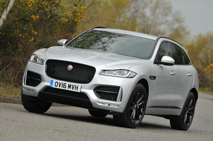Jaguar F-Pace 2.0d ...