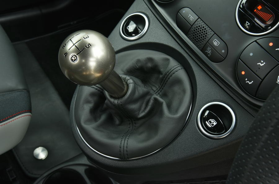 595 Gearbox