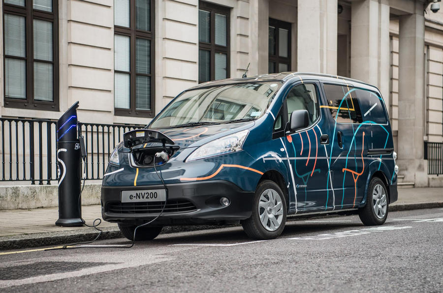 Government to incentivise ditching of combustion-engined 'last mile' delivery vehicles