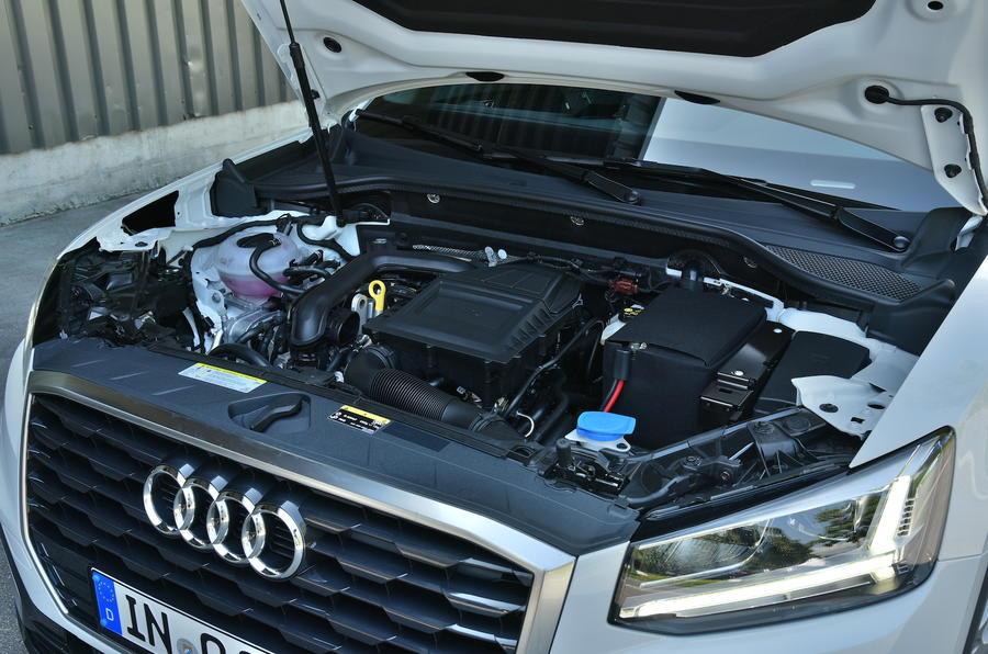 1.0-litre Audi Q2 petrol engine