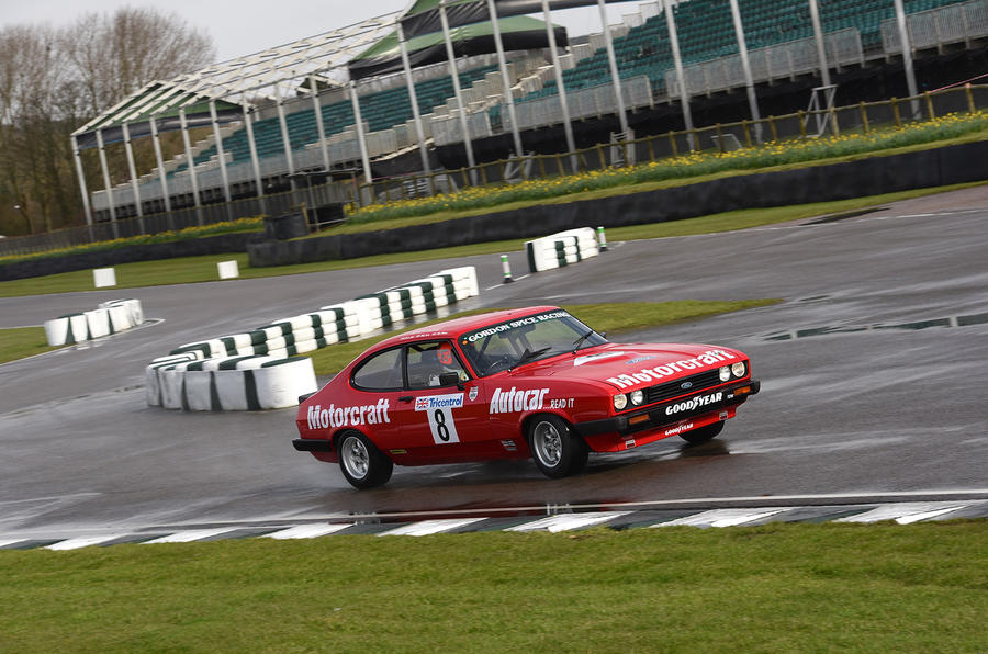 Gordon Spice Racing Ford Capri