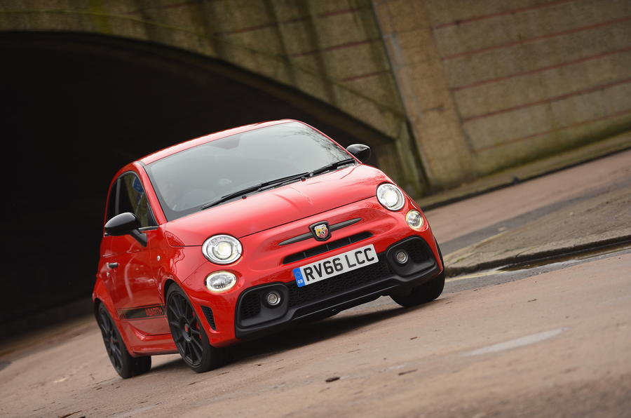 Abarth Front