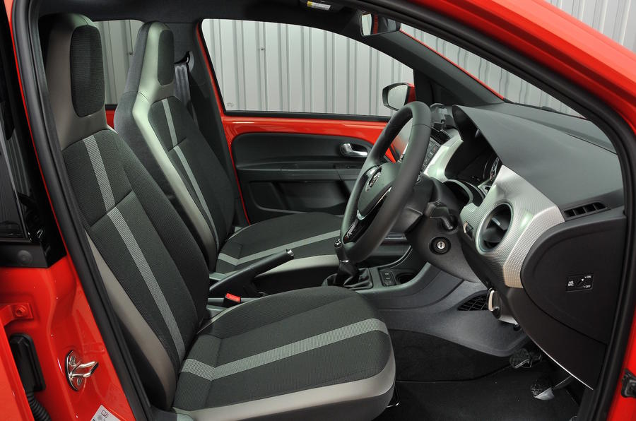2016 Volkswagen Up 1 0 Tsi High Up Review Autocar