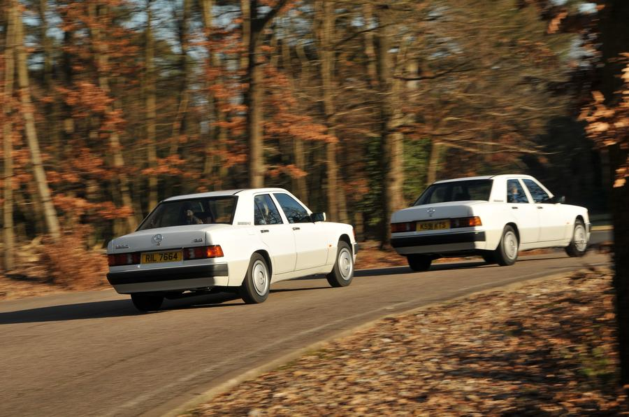 Used Mercedes | Life with a 190E - part 5 | Autocar