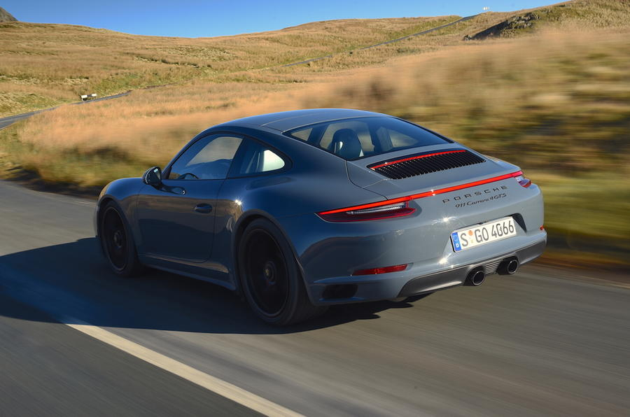 2017 porsche 911 carrera 4 gts pdk review autocar. Black Bedroom Furniture Sets. Home Design Ideas